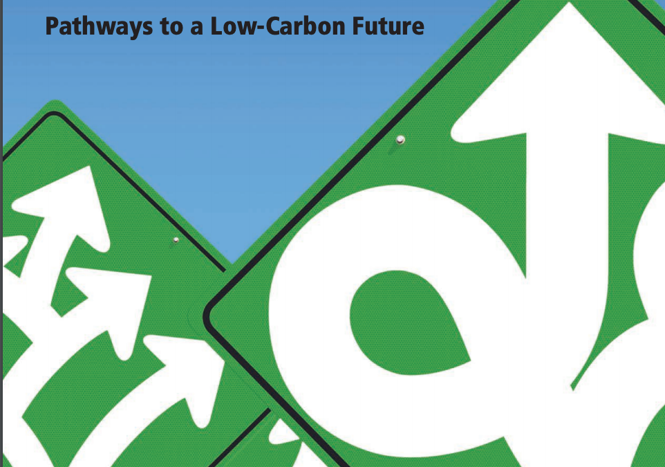 Report: Re-Energizing Canada: Pathways to a Low-Carbon Future