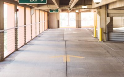 Blog – What if our Cities only Needed a Fraction of their Parking Spaces?